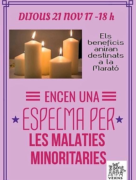 ACTE PER LA MARATÓ TV3